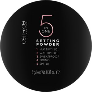 Catrice Teint Puder 5 in 1 Setting Powder No. 010 Transparent 9 g