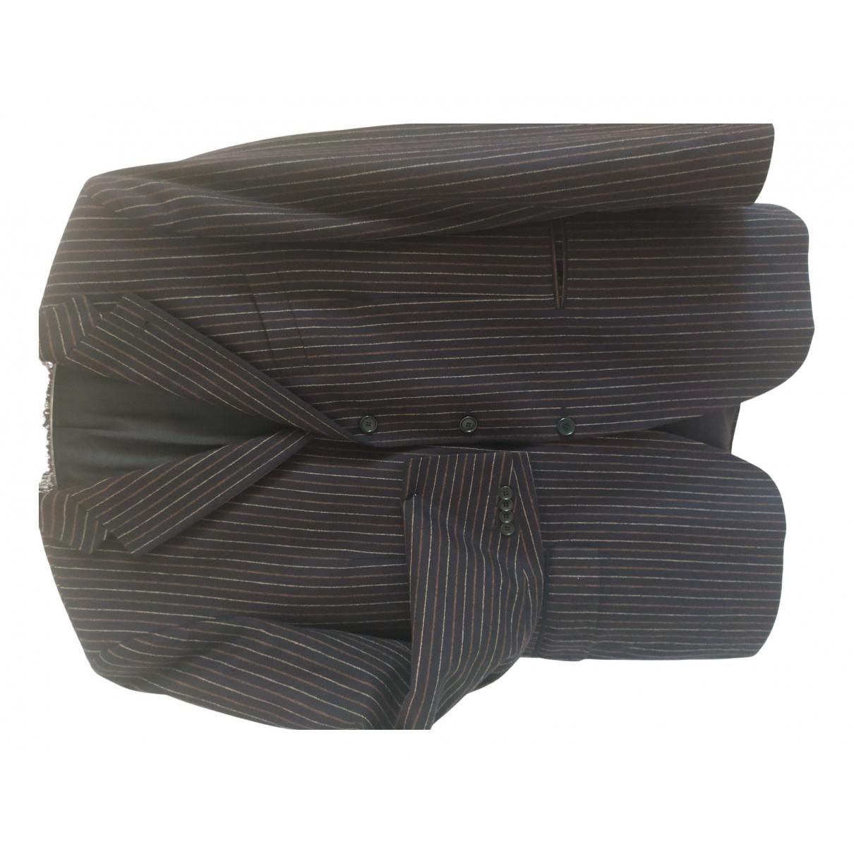 Tagliatore - Vestes.Blousons   pour homme en laine - bleu