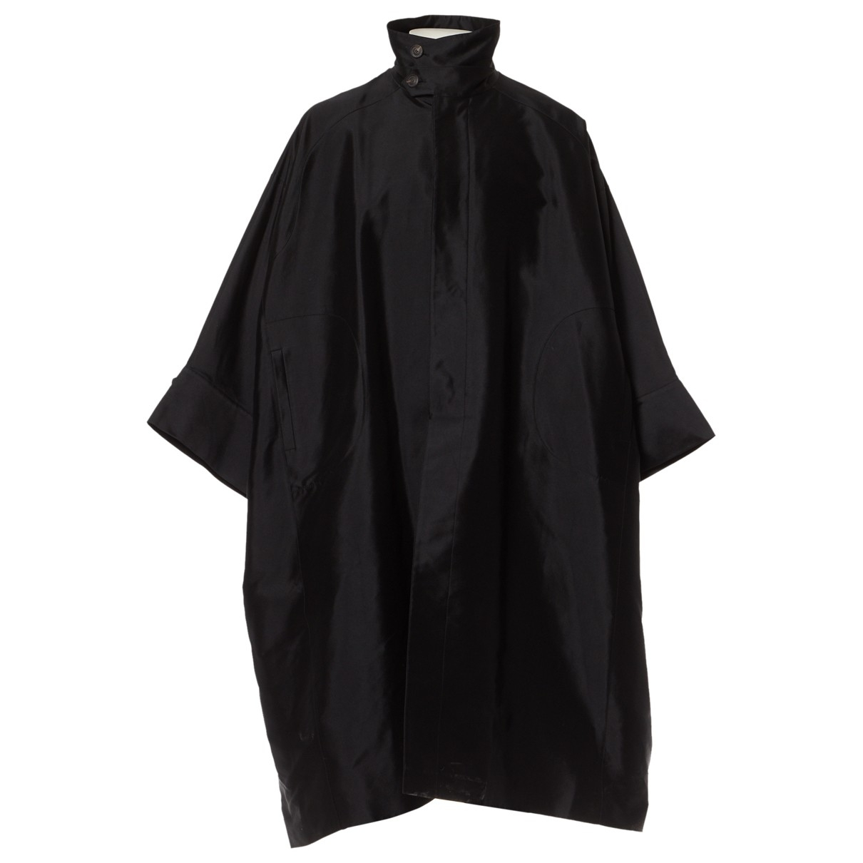 Ports 1961 \N Black coat  for Men M International