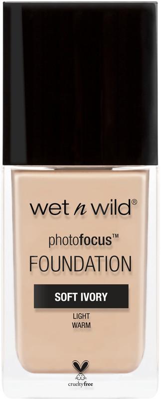 PhotoFocus Liquid Foundation - Soft Ivory