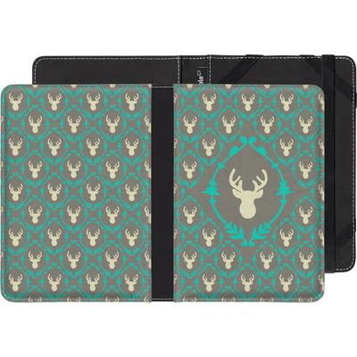 Kobo Aura Edition 2 eBook Reader Huelle - Oh Deer von Bianca Green