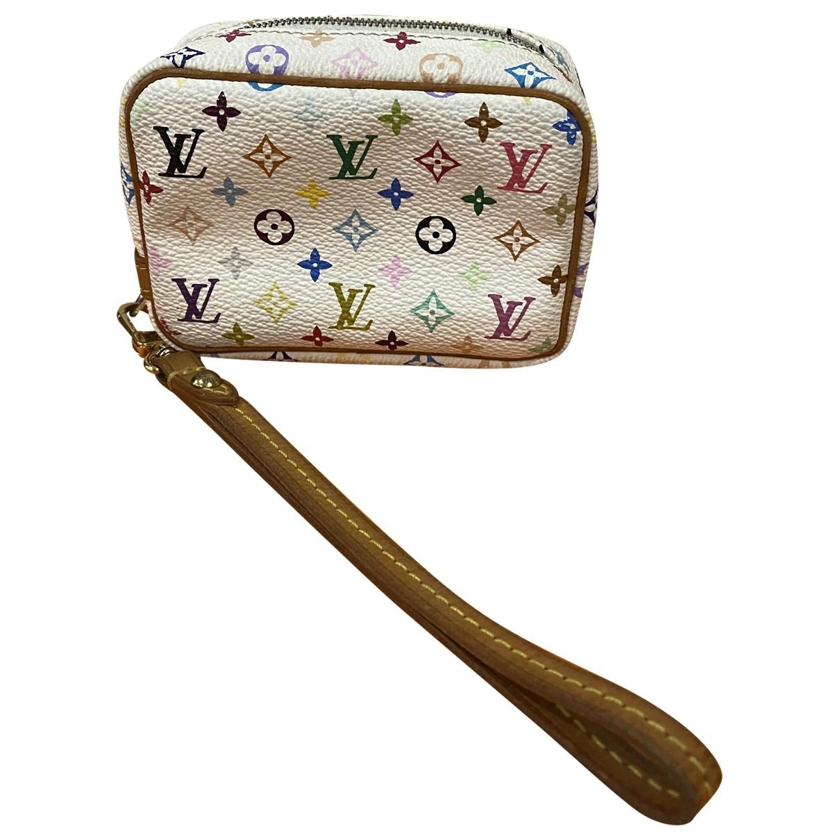 Louis Vuitton \N Multicolour Cloth Clutch bag for Women \N