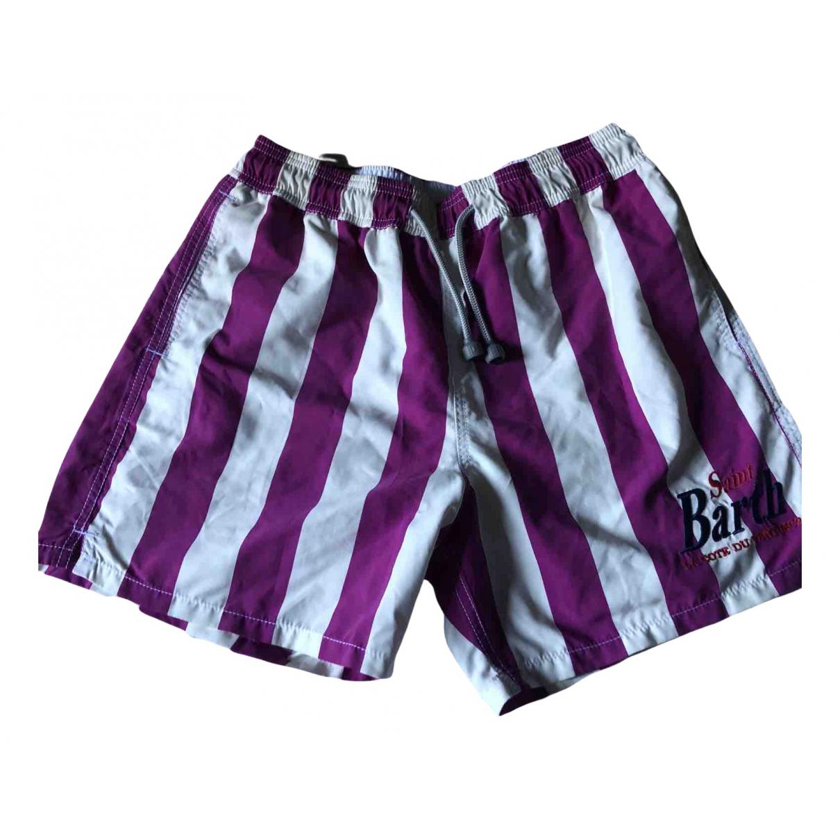 Mc2 Saint Barth - Bain   pour homme - violet