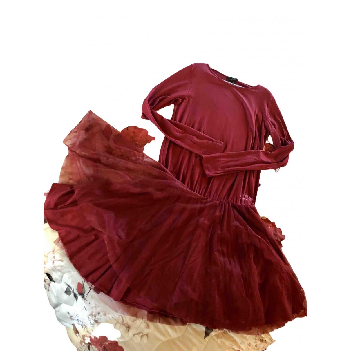 Twin Set \N Burgundy dress for Kids 16 years - M FR