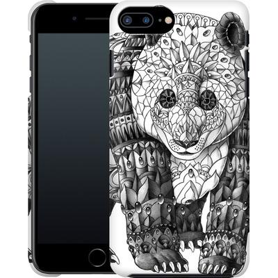 Apple iPhone 8 Plus Smartphone Huelle - Panda von BIOWORKZ