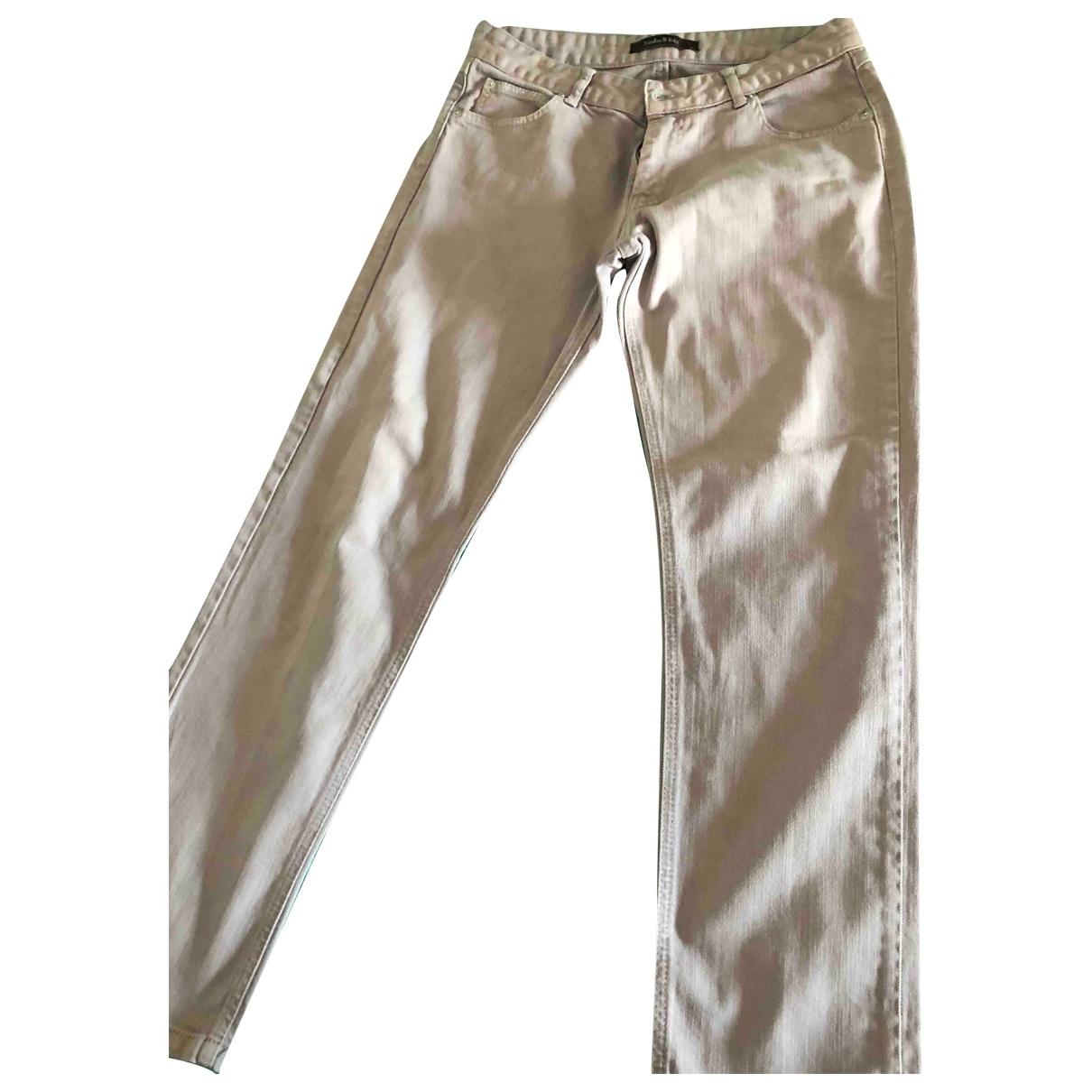 Pantalon recto Bimba Y Lola