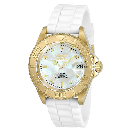 Invicta Womens Silver Tone Bracelet Watch-23714, One Size , No Color Family