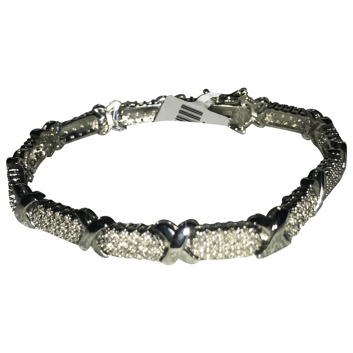Non Signé / Unsigned \N Silver Silver Plated bracelet for Women \N