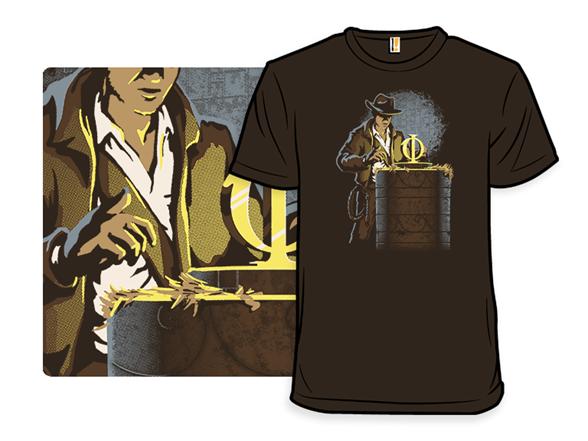 Raider Of The Golden Ratio T Shirt