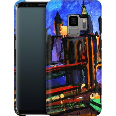 Samsung Galaxy S9 Smartphone Huelle - Alive At Night von Tom Christopher