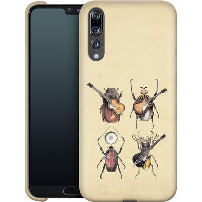 Huawei P20 Pro Smartphone Huelle - Meet The Beetles von Eric Fan
