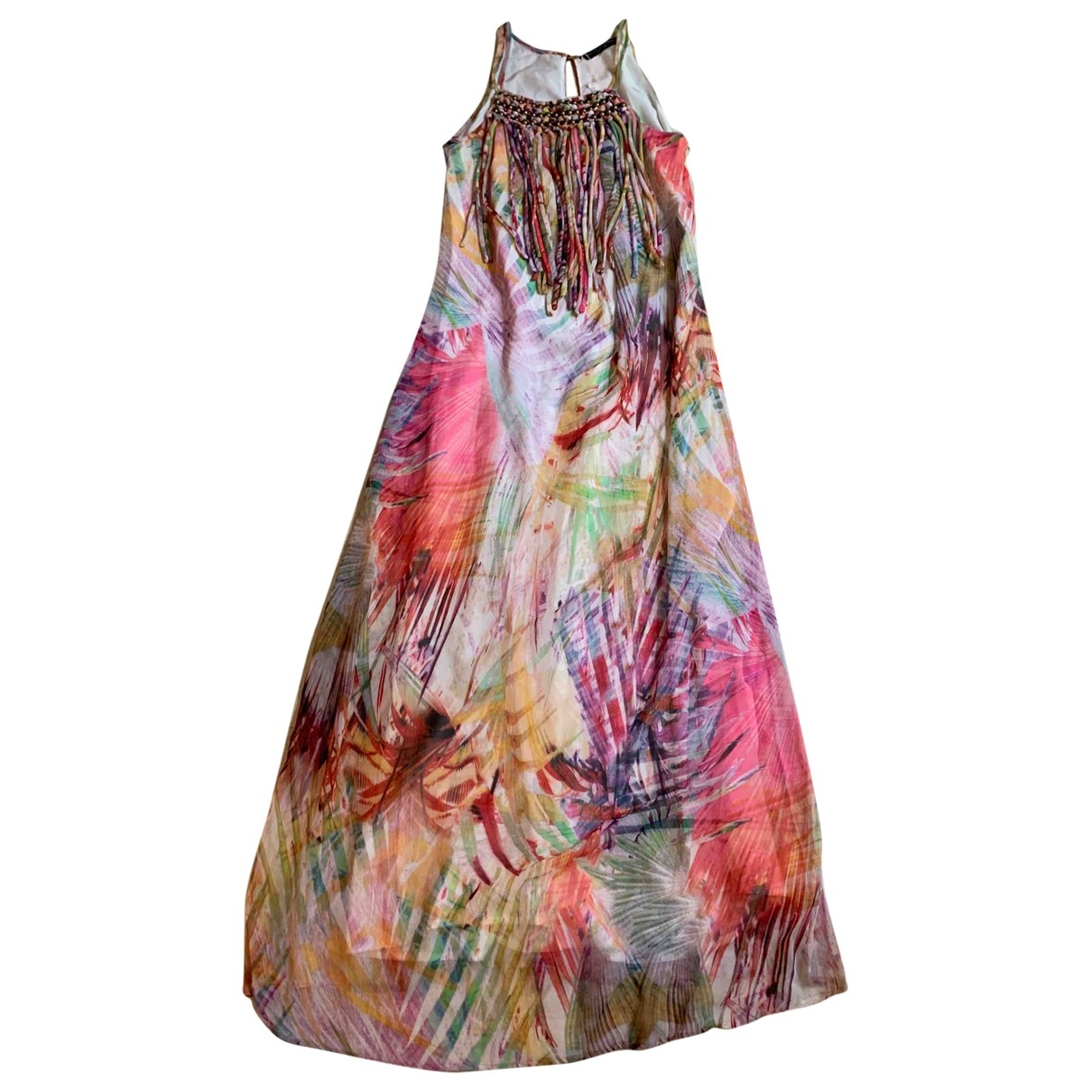 Non Signé / Unsigned \N Multicolour dress for Women XS International