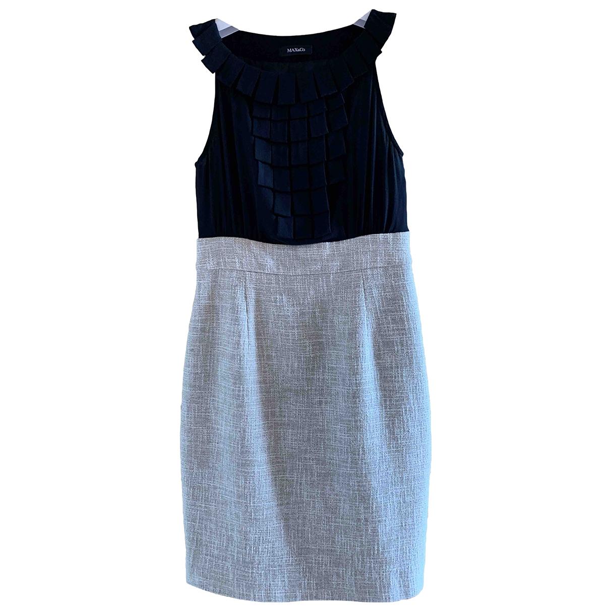 Max & Co \N Kleid in  Beige Baumwolle