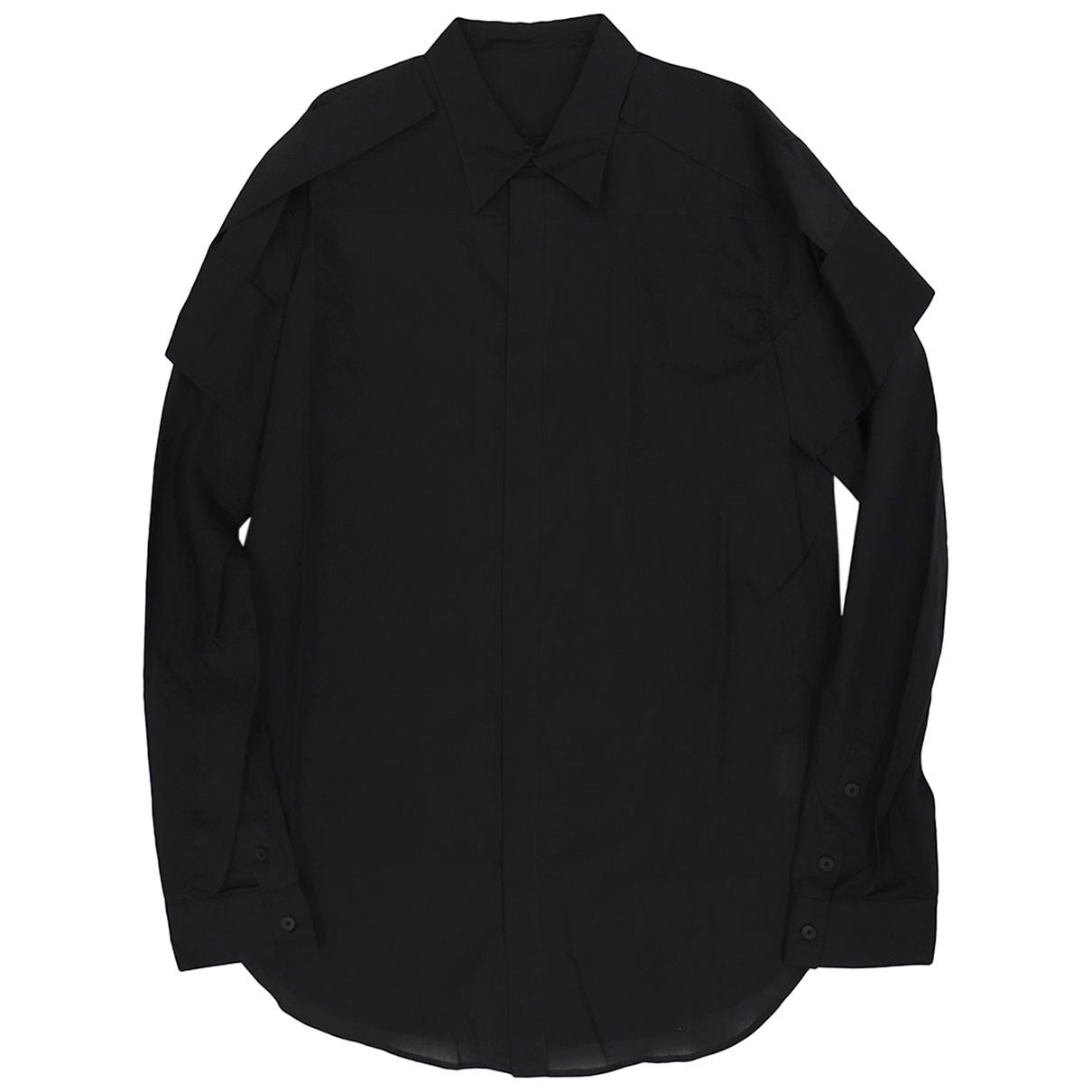Julius 7 - Tee shirts   pour homme en autre - noir
