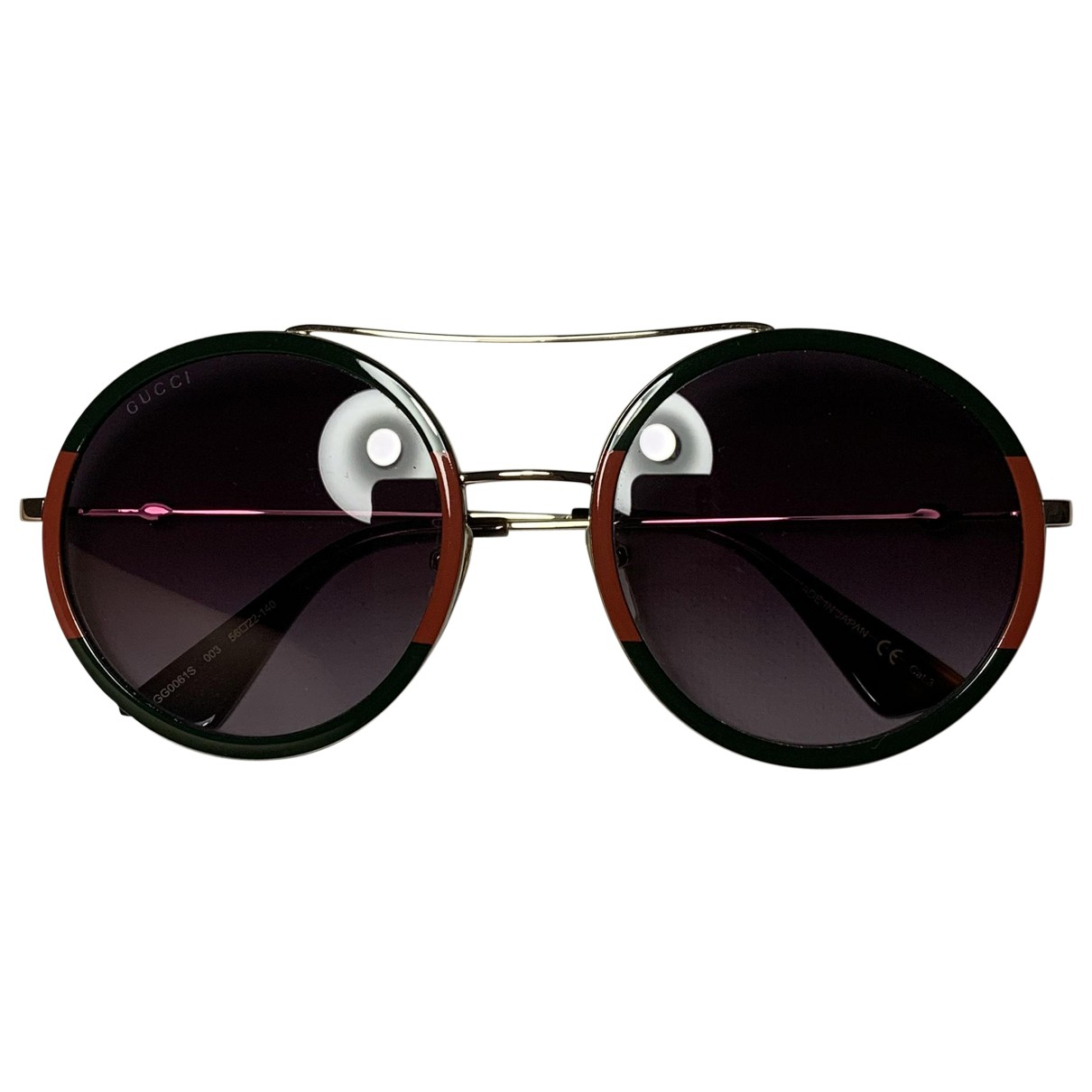 Gucci \N Red Sunglasses for Women \N