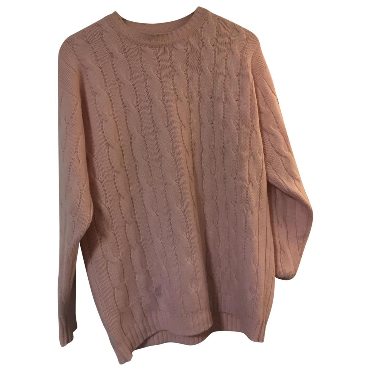 Dior \N Pink Wool Knitwear & Sweatshirts for Men M International