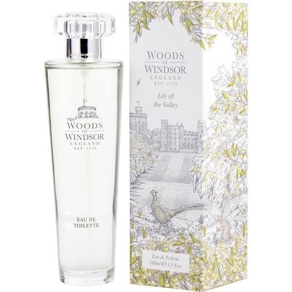 Lily Of The Valley - Woods Of Windsor Eau de toilette en espray 100 ML