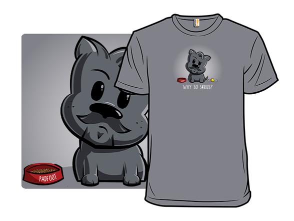 The Puppers Of Azkabark T Shirt
