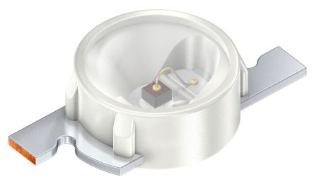 OSRAM Opto Semiconductors 2 V Amber LED SMD,Osram Opto PointLED LA P476-R1T1-24 (50)