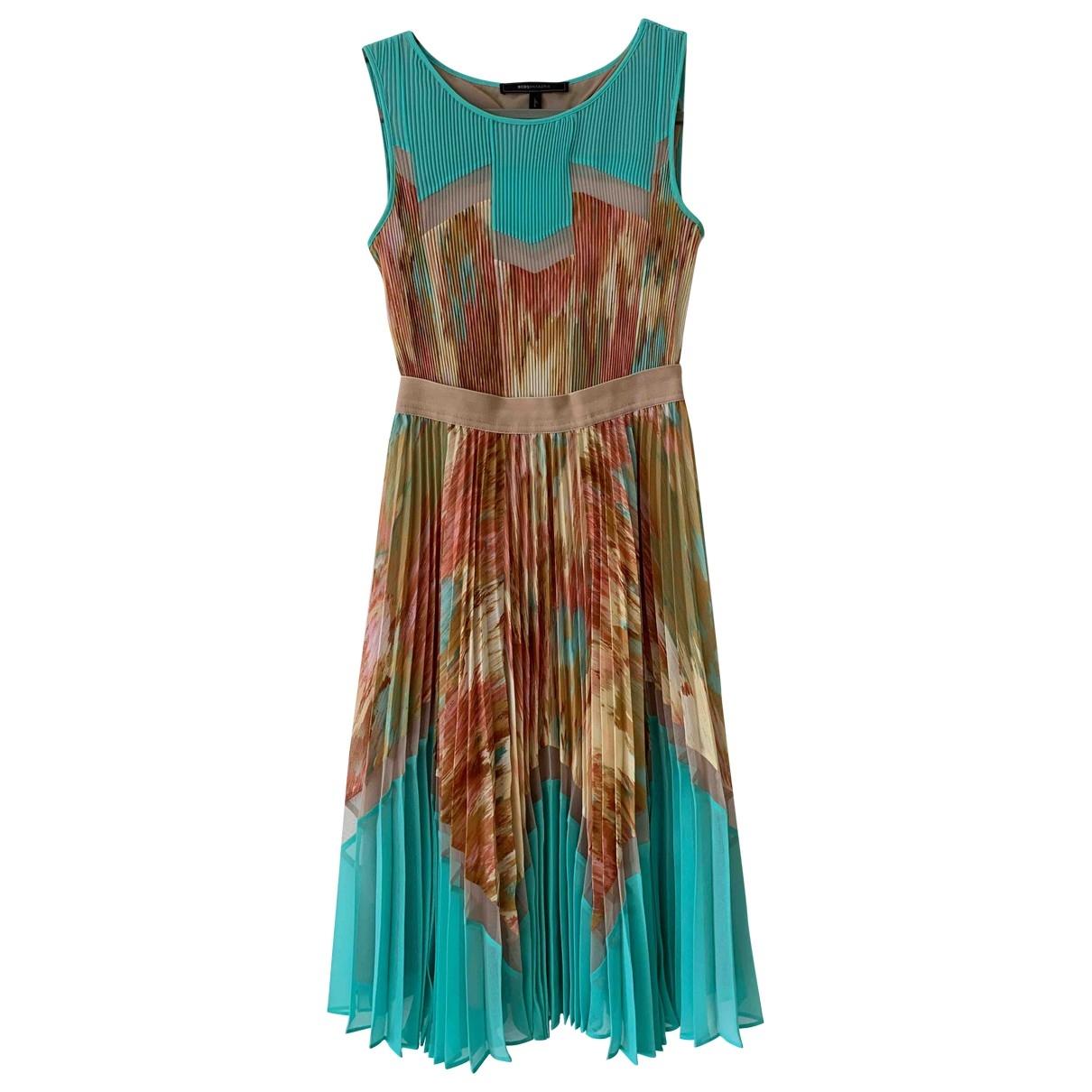 Bcbg Max Azria \N Kleid in  Bunt Polyester