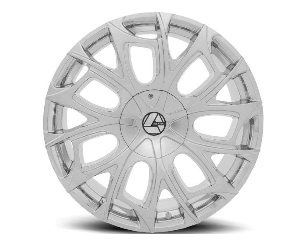 Azara 512 Wheel 22x8.5 5x114.3 5x120 38mm Chrome