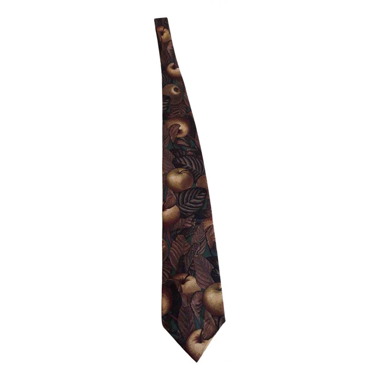 Yves Saint Laurent - Cravates   pour homme en soie