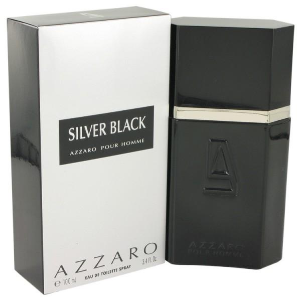 Loris Azzaro - Silver Black : Eau de Toilette Spray 3.4 Oz / 100 ml
