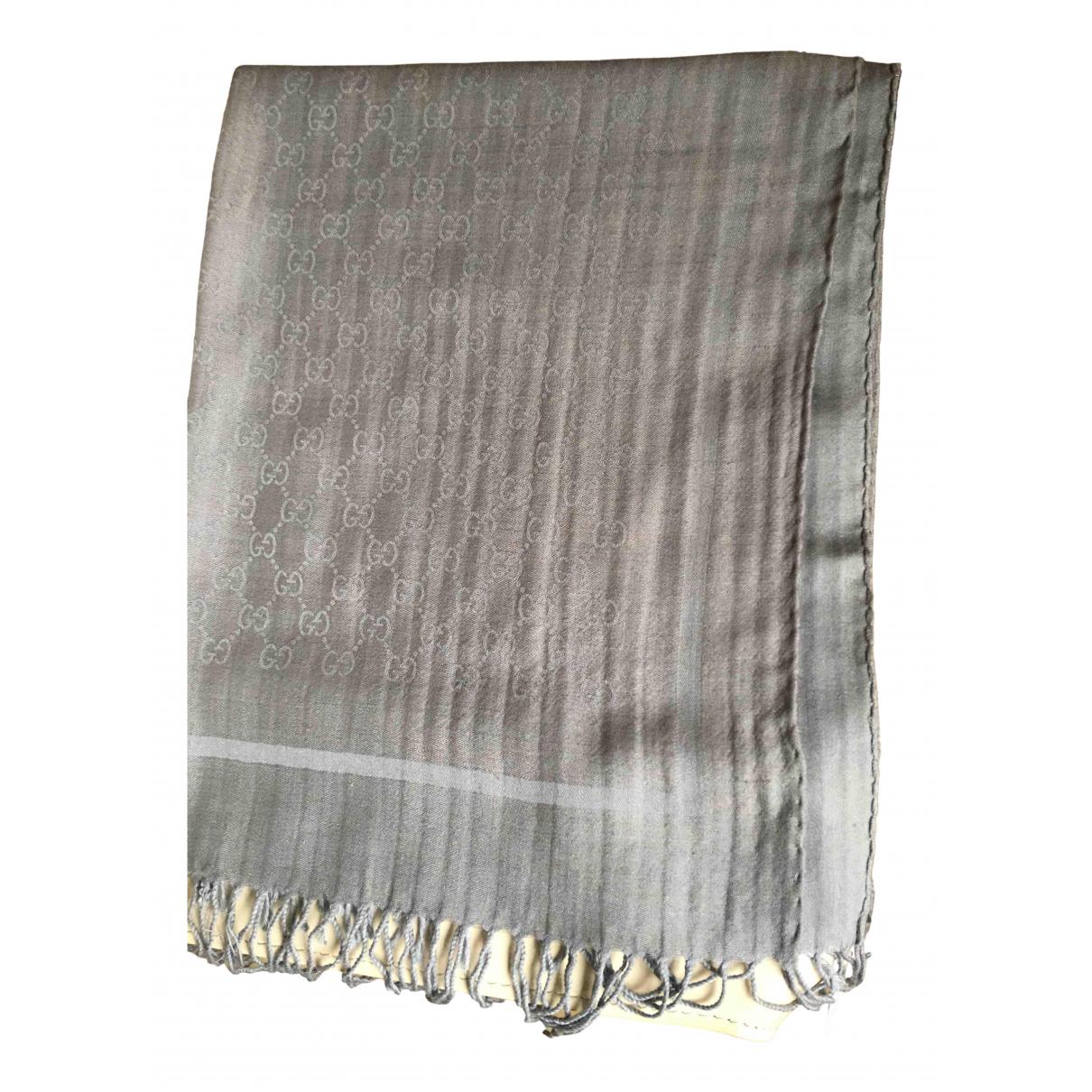 Pañuelo / bufanda de Cachemira Gucci