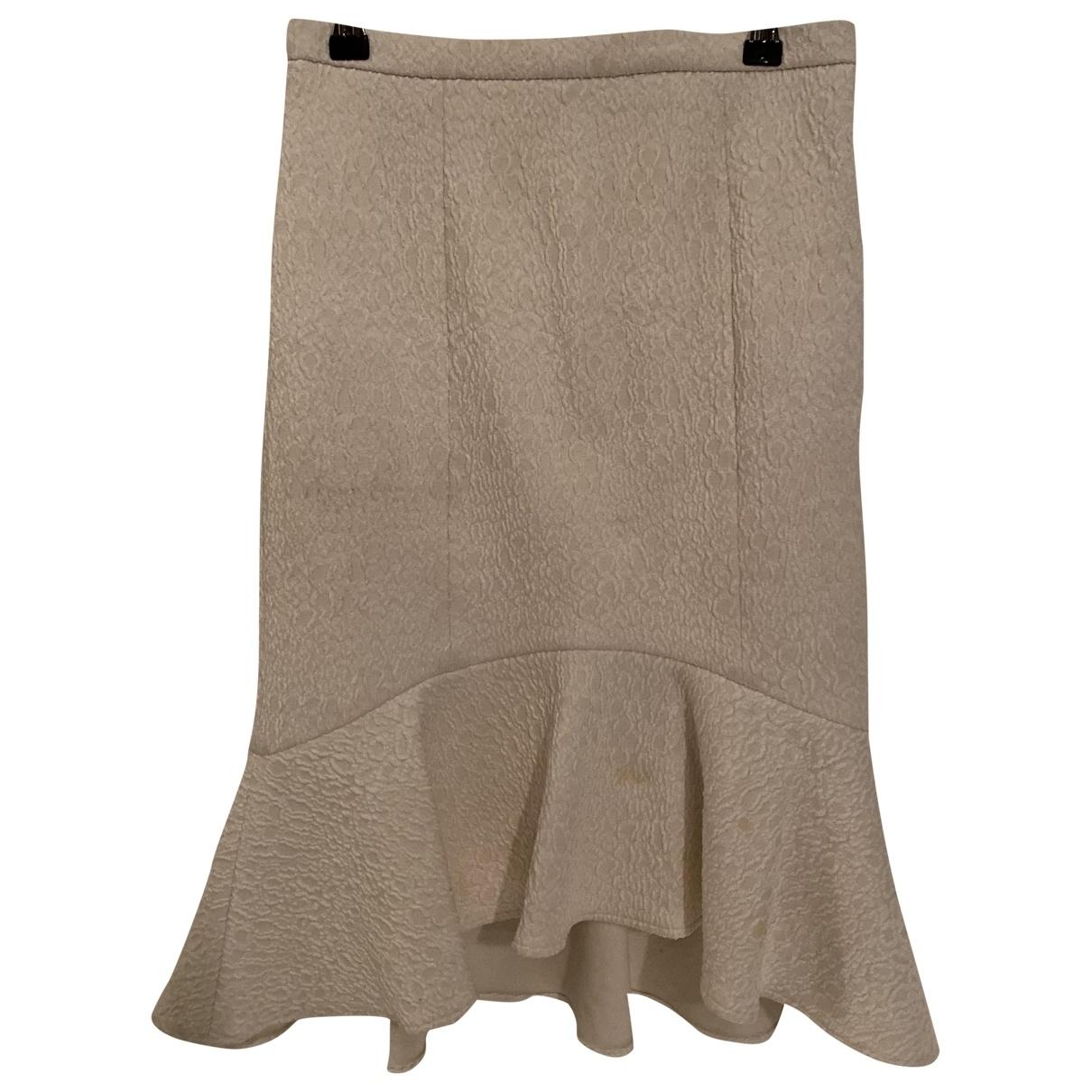 Falda midi Tibi