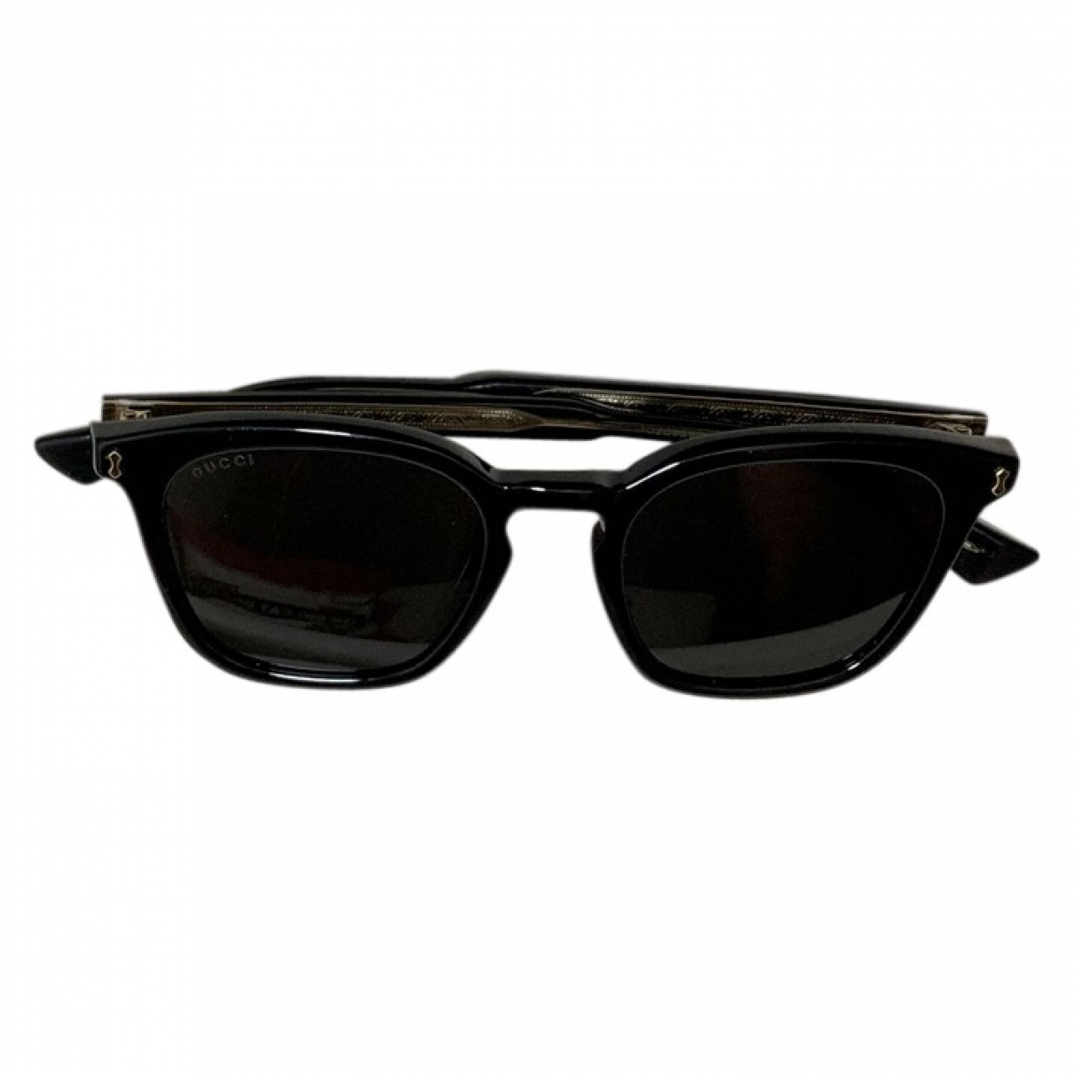 Gucci \N Black Sunglasses for Men \N