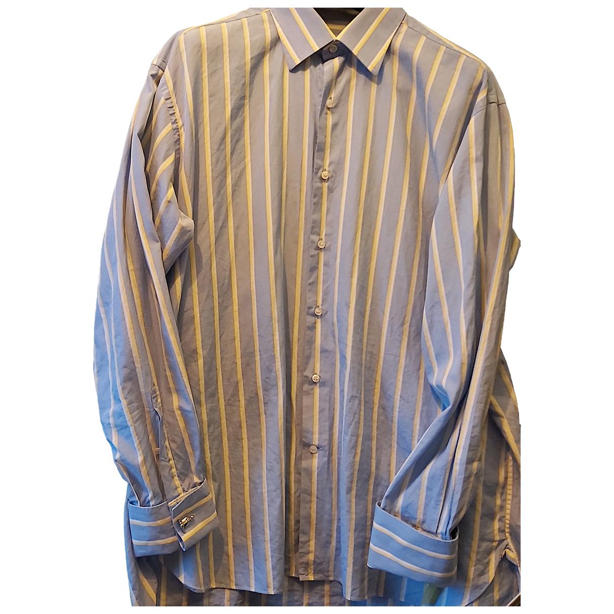 Camisas Ermenegildo Zegna