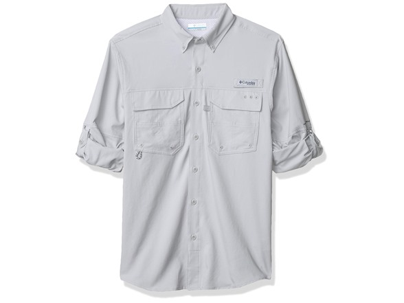 Columbia Men Pfg Blood&guts Iii Ls Shirt