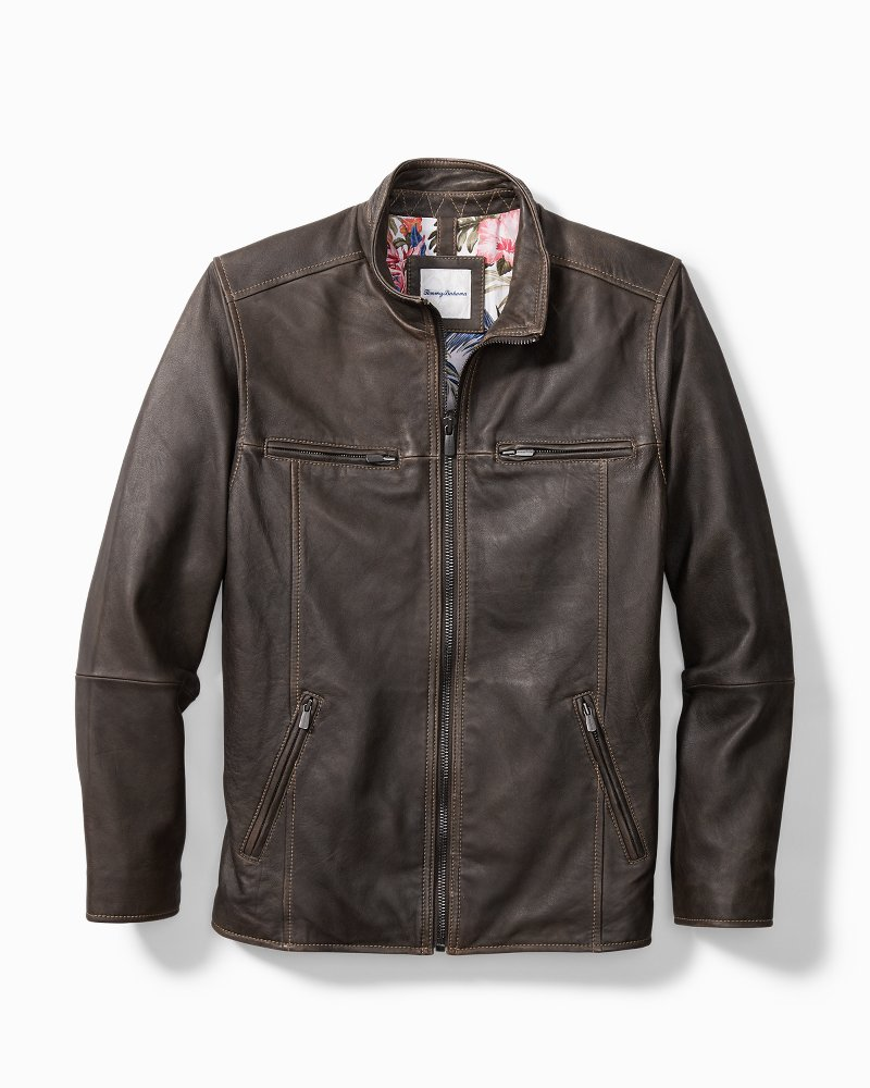 Rocker Highway Leather Jacket