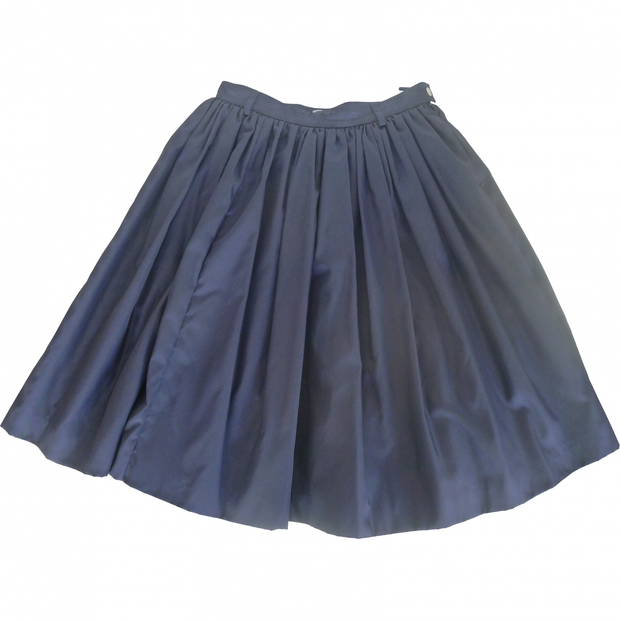 Prada \N Blue skirt for Women 42 IT