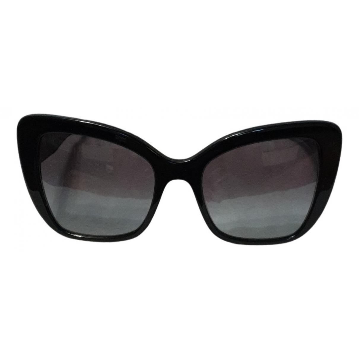 Dolce & Gabbana - Lunettes   pour femme - noir