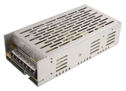 XP Power , 150W AC-DC Converter, 48V dc, Enclosed