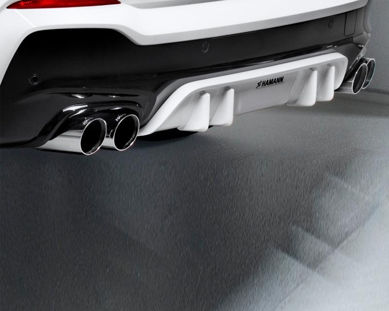 Hamann 10F26140-KPL FRP Rear Center Diffuser For OEM M Aerodynamic Rear bumper BMW X4 M40i F26 16-17