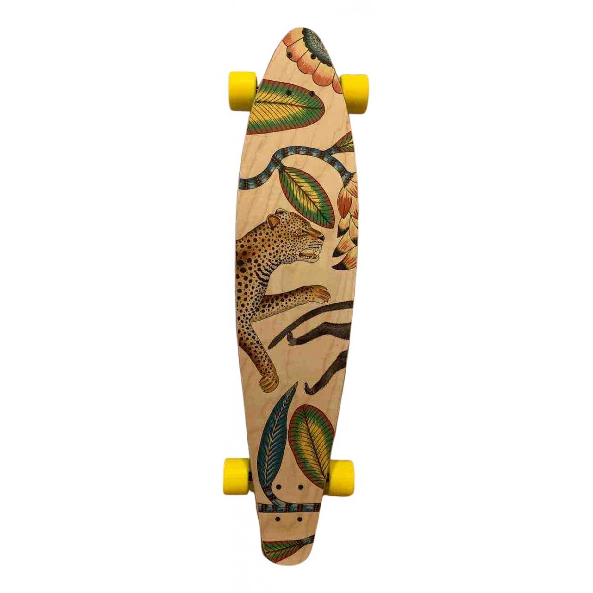 Hermes - Glisse   pour lifestyle en bois - multicolore