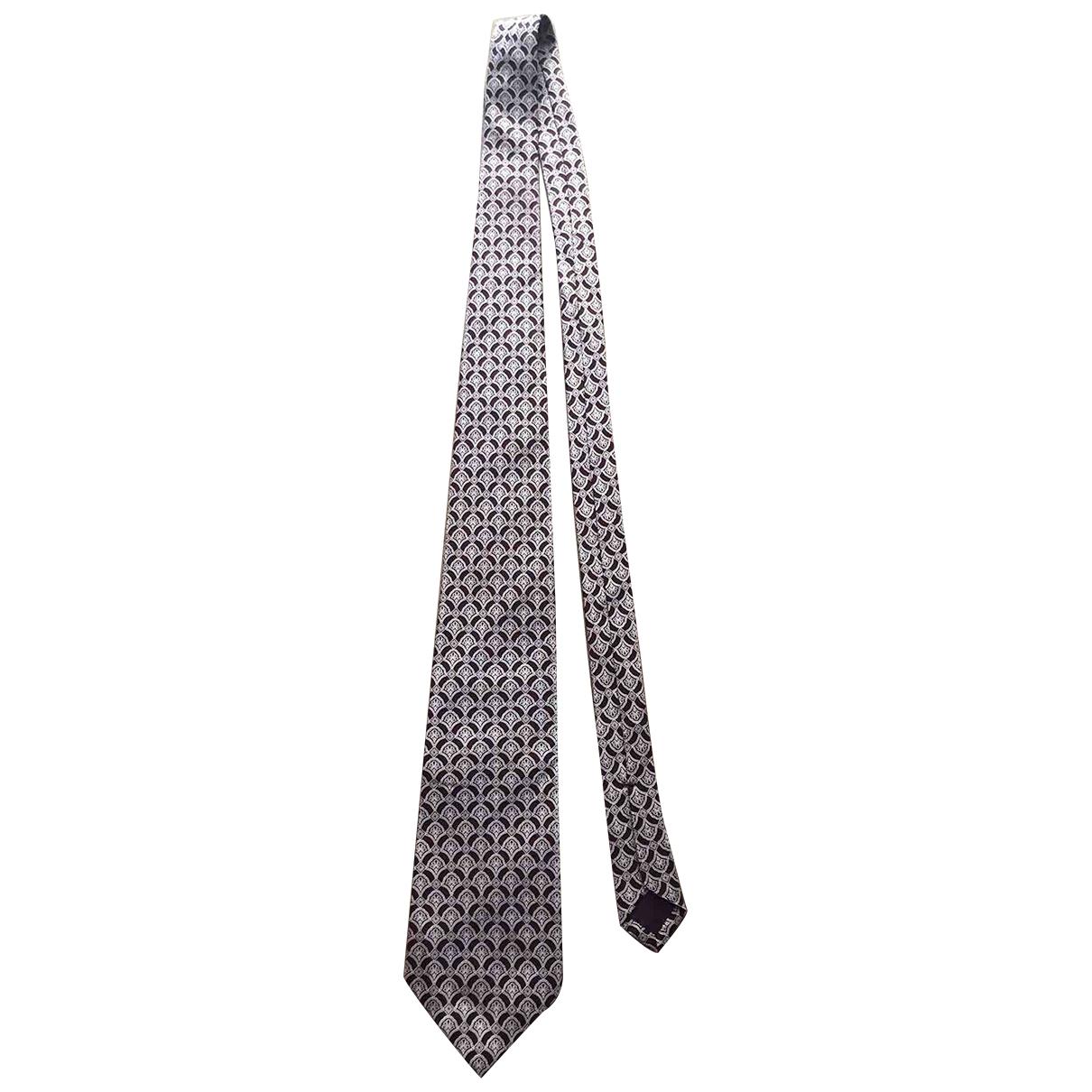 Polo Ralph Lauren \N Burgundy Silk Ties for Men \N