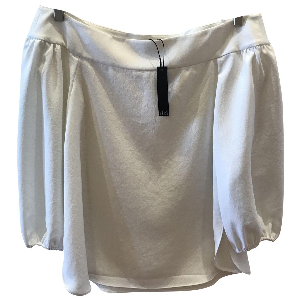 Tibi \N Ecru  top for Women 4 UK