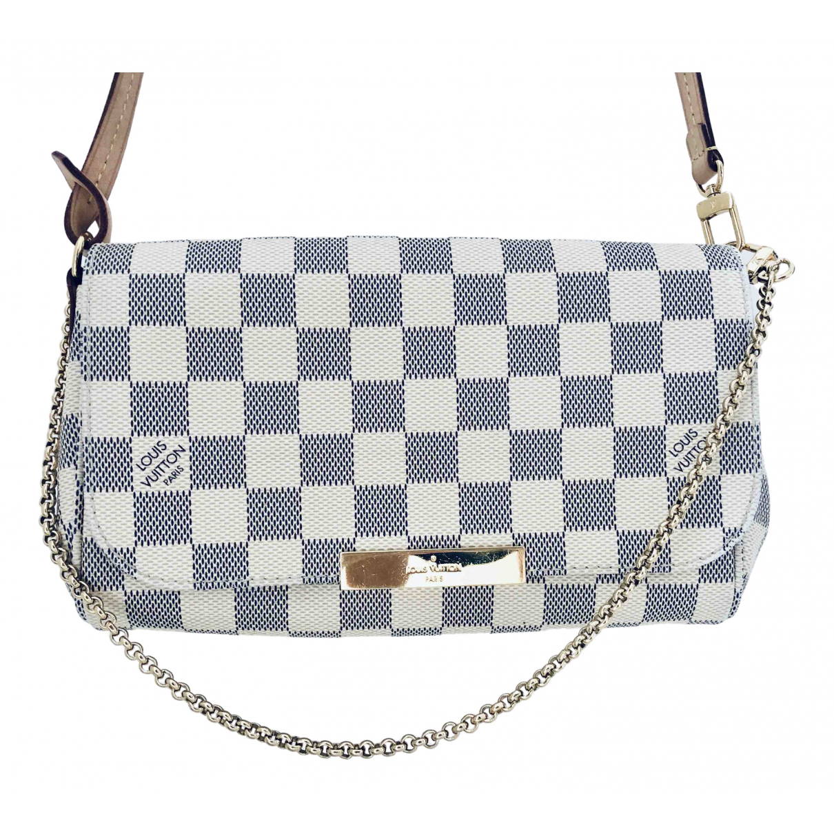 Bandolera Favorite de Lona Louis Vuitton