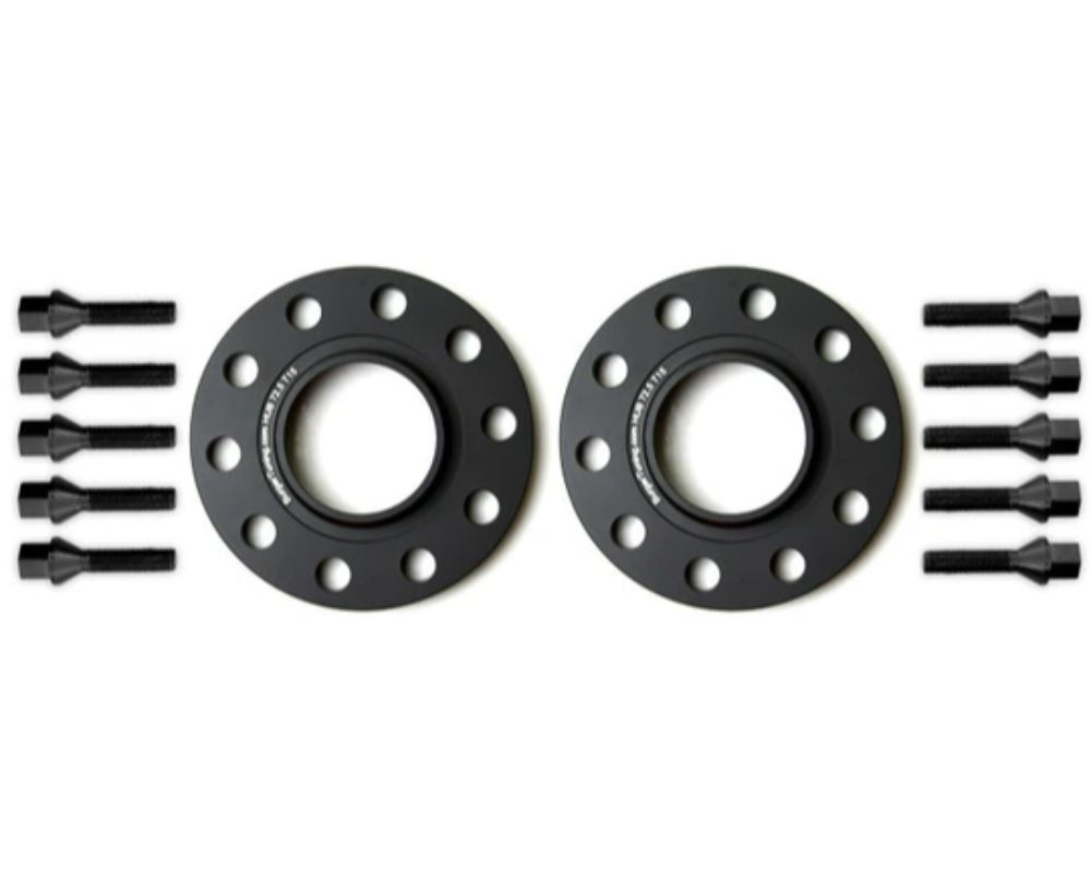 Burger Motorsports BMS-WHLS12-FCHASSIS Wheel Spacers 12mm F-Chassis BMW 2016+
