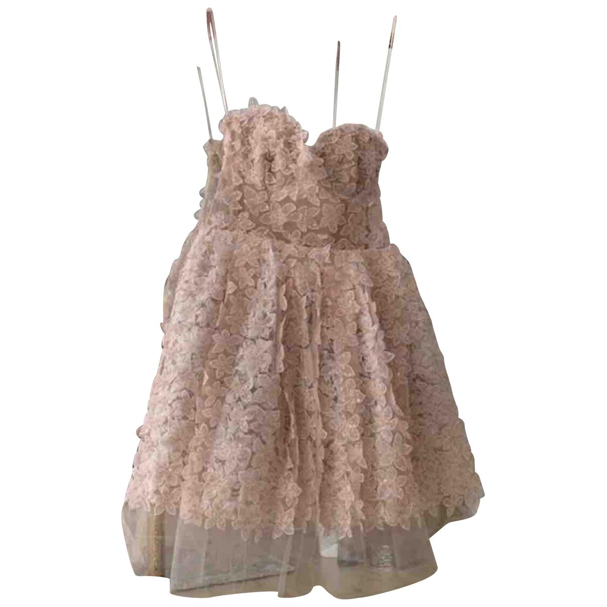 Mini vestido de Encaje Giambattista Valli X H&m