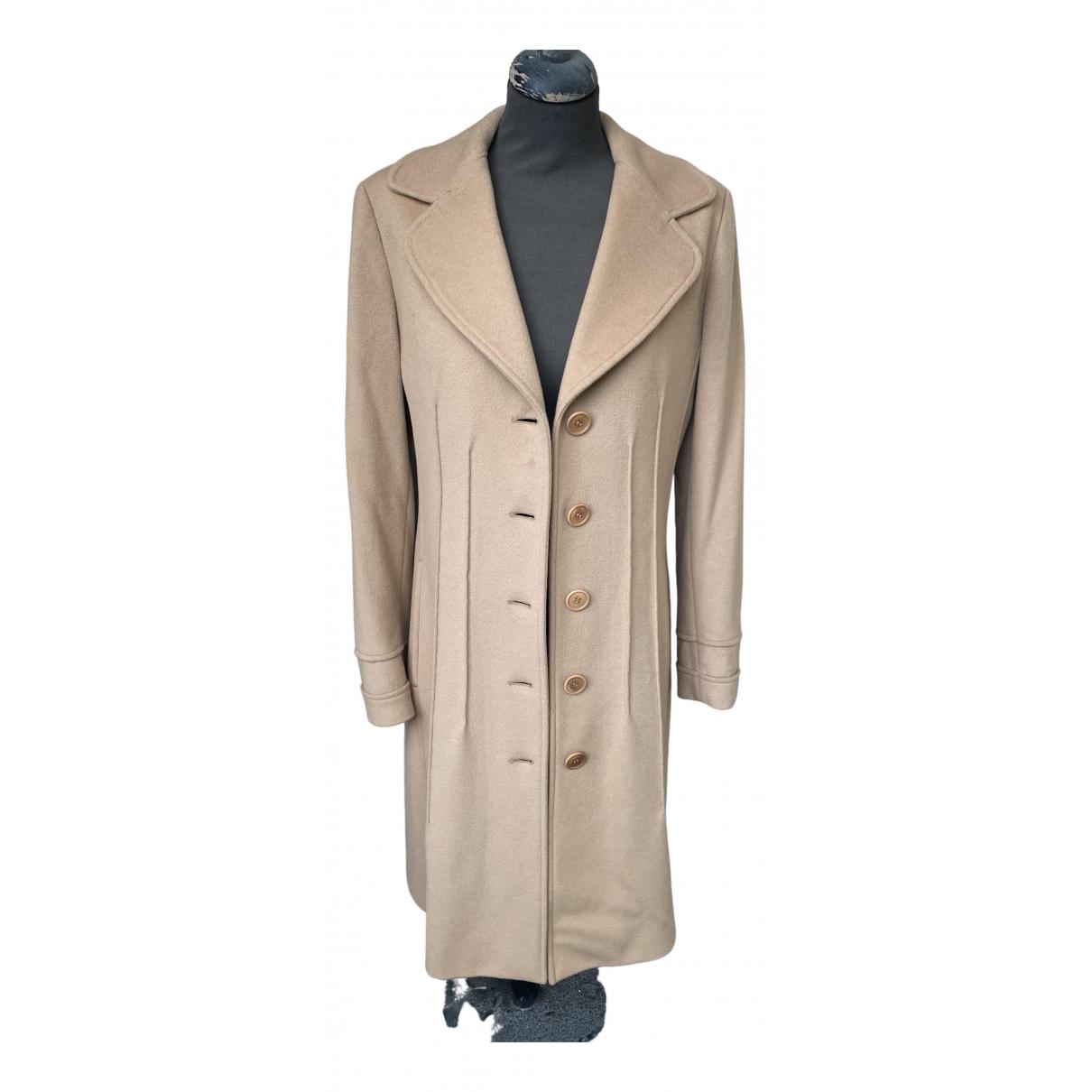 Intrend \N Beige Wool coat for Women 48 IT