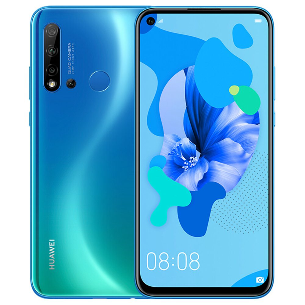 HUAWEI Nova 5i 6.4 Inch 8GB 128GB Smartphone Blue