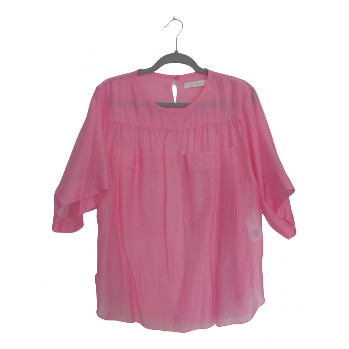 See By Chloé \N Pink  top for Women 40 FR