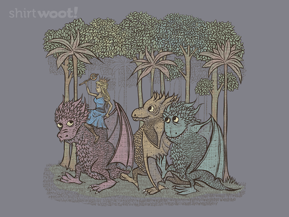 Mother Of Wild Things T Shirt