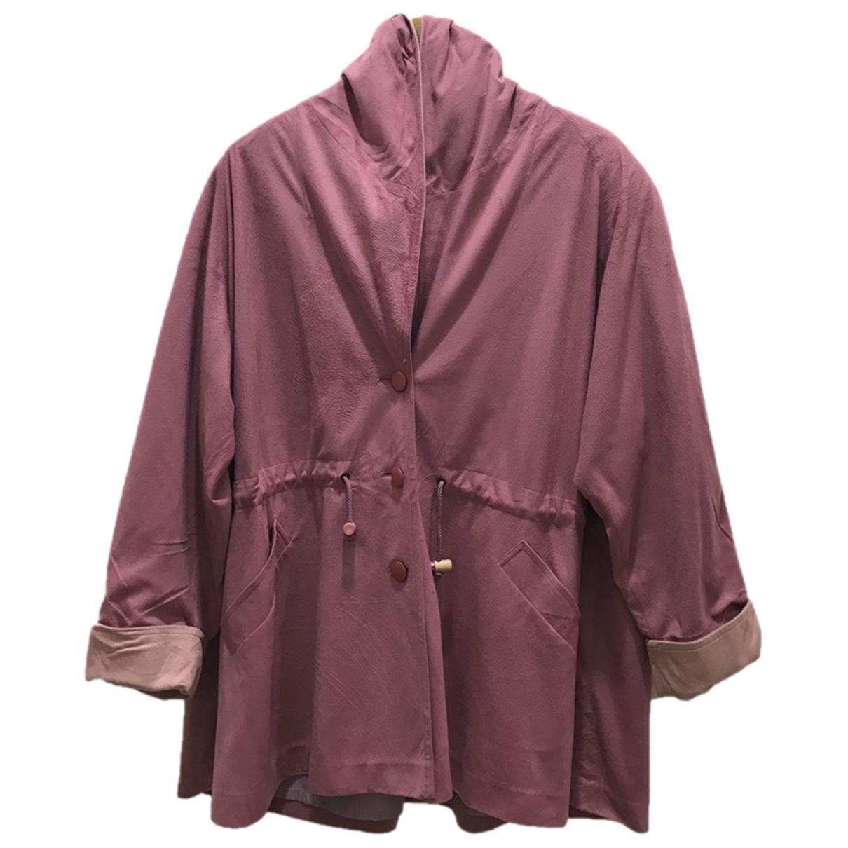 Margaret Howell \N Pink jacket for Women M International