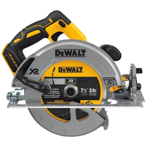 "DeWalt Dcs570B - 20V MAX 7-1/4"" Cordless Circular SAW – Tool Only"