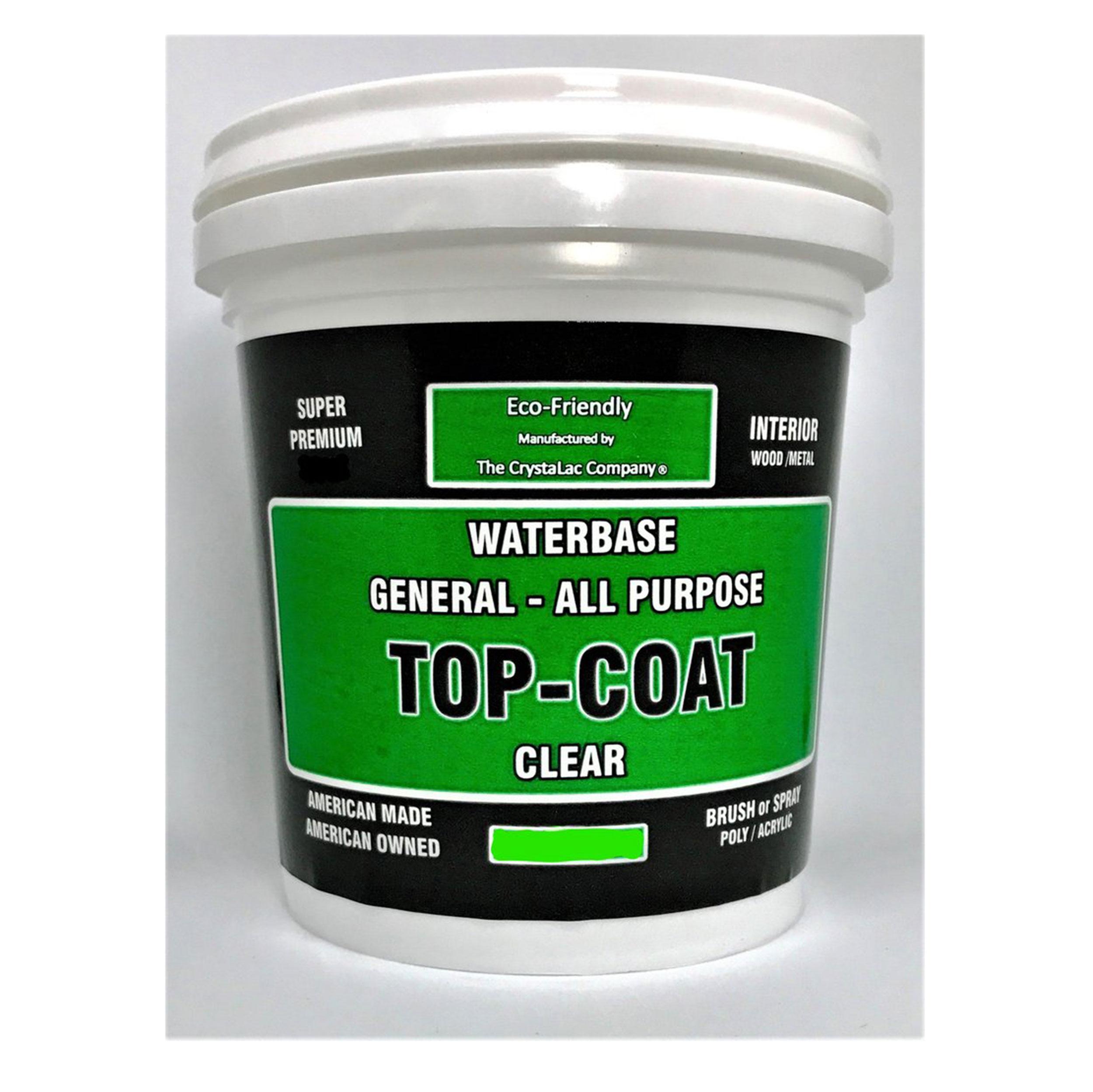 Super Premium General All Purpose Top-Coat Semi-Gloss 5 Gallon Pail